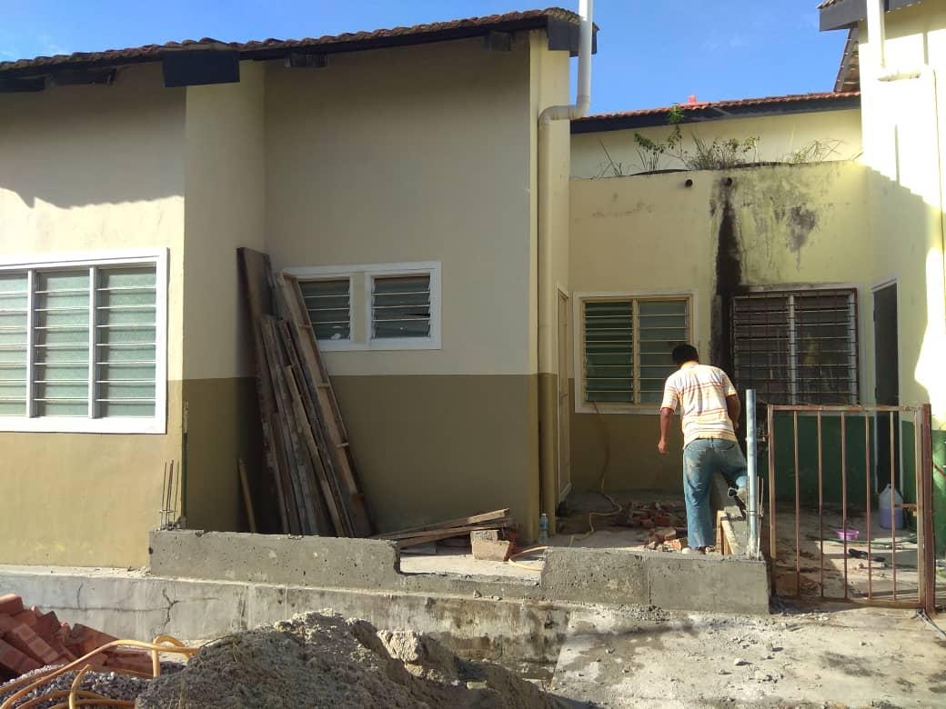 Renovation Rumah Cara Mengira Harga Renovation